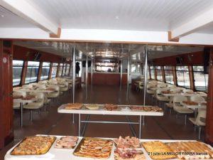 despedidas en barco cambrils