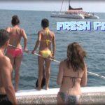 fiesta barco despedidas cambrils