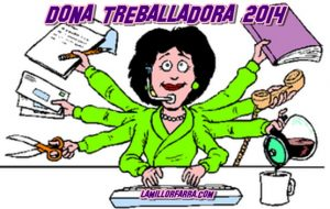 mujer trabajadora despedidas tarragona 2014