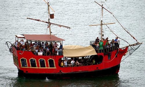 Despedidas en Salou en barco