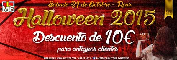 Fiesta Halloween Tarragona