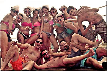 Barco Día Despedidas Tarragona