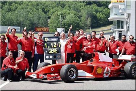 Circuito Ferrari Despedidas Tarragona