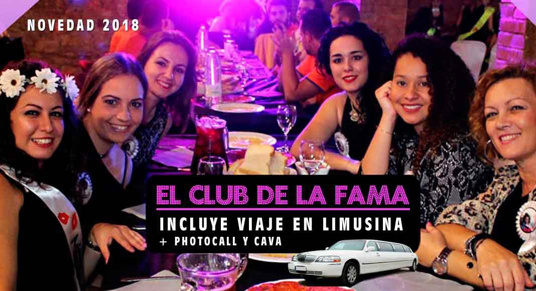 El club de la fama Despedidas Tarragona
