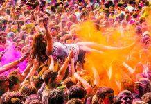 Fiestas Holi Despedidas Tarragona
