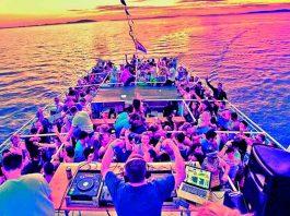Barco Noche Despedidas Tarragona