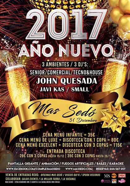 Celebración Fin de Año 2016