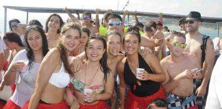 Barco Día 27-05-17 Despedidas Tarragona