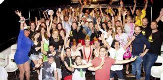 Barco Noche 10-06-17 Despedidas Tarragona