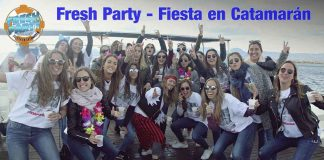 Fresh Party 01-04-17 Despedidas Tarragona