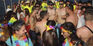 Vídeo Barco Día 27-05-17 Despedidas Tarragona