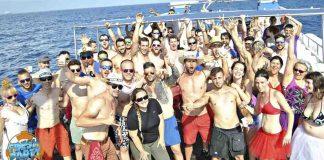 Barco Día 08-07-17 Despedidas Tarragona