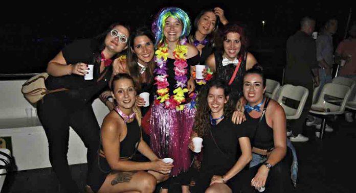 Barco Noche 08-07-17 Despedidas Tarragona