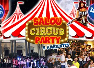 despedida tarragona circus party